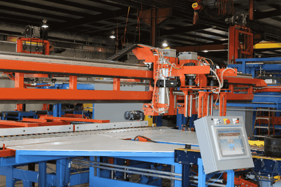 Custom Automated Manufacturing